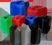 Kanistry plastikowe